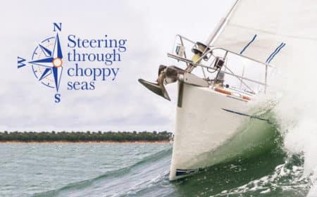 Steering through choppy seas