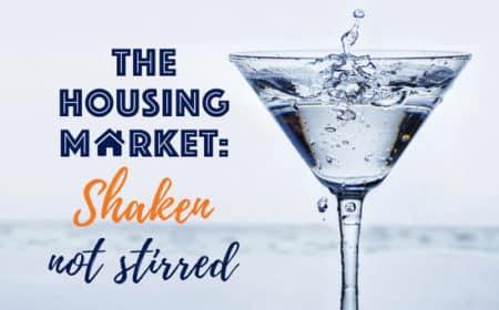 Housing market: shaken but not stirred